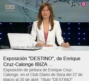 REPORTAJE IBIZA EXPO DESTINO informativos